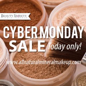 Cyber Monday Makeup
